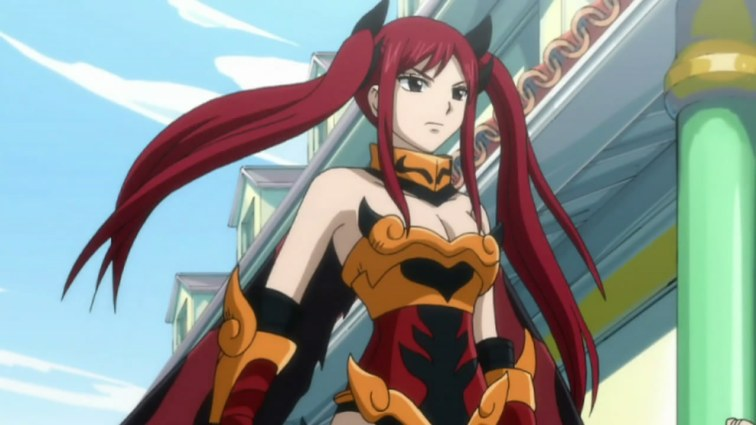 Image result for fairy tail erza