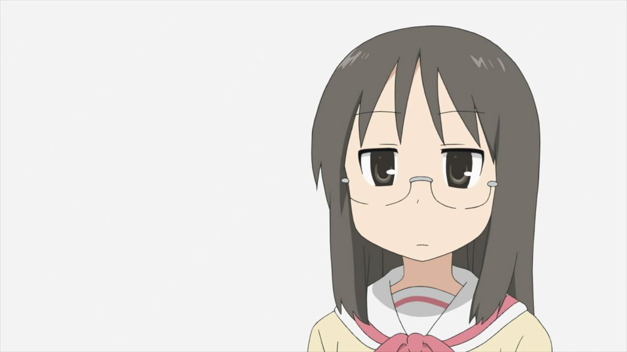 Nichijou Face